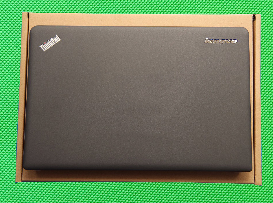New/Orig Lenovo Thinkpad Edge E531 E540  Lcd rear back cover 04X4292 Resolution 1366*768 thick screen детский велосипед для девочек altair city girl 12 2015 white blue