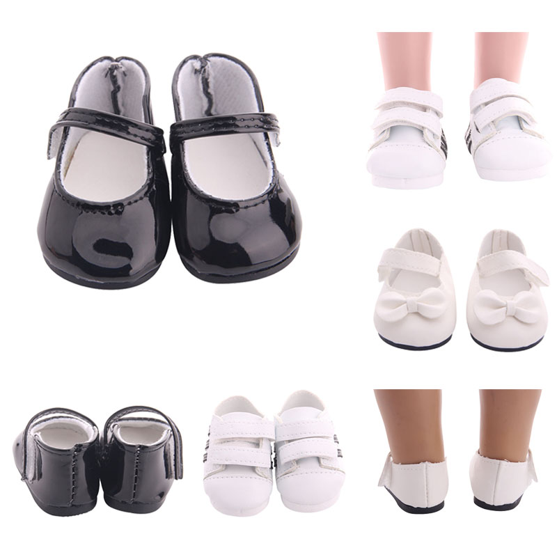 """SILVER Mary Jane DOLL DRESS SHOES fits American Girl 14.5/"""" WELLIE WISHERS DOLL"""