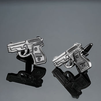Brand new Fashion design men's French shirt Cufflinks 1