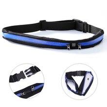 Redmi 4X Sports Running Phone Belt Bag For iPhone 6 7 8 Plus Samsung s7 s8 J3 HUAWEI Redmi 4 note 4x Sport Waist Pouch bags case стоимость