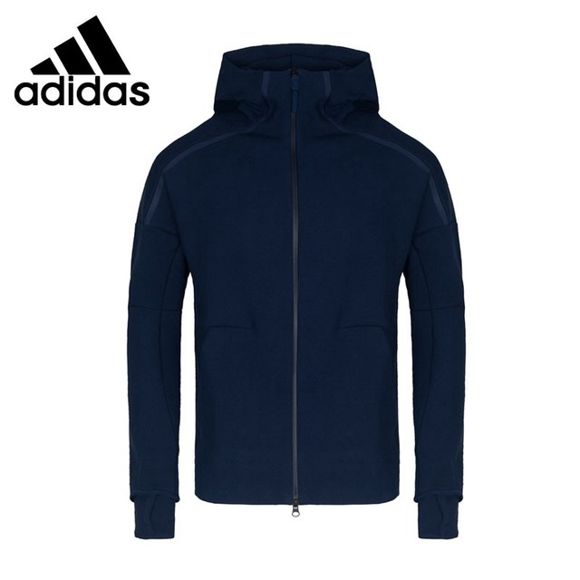 US $130.2 |Original New Arrival 2017 Adidas ZNE HOODY Men's jacket Hooded Sportswear in Underwear from Mother & Kids on | Alibaba Group