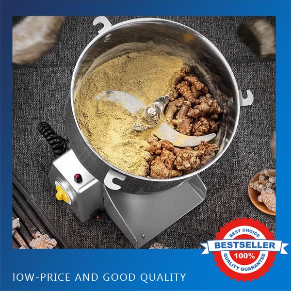 Hot Sale 2500G Portable Grinder Herb Flood Flour Pulverizer Swing Food Mill Grinding MachineHot Sale 2500G Portable Grinder Herb Flood Flour Pulverizer Swing Food Mill Grinding Machine