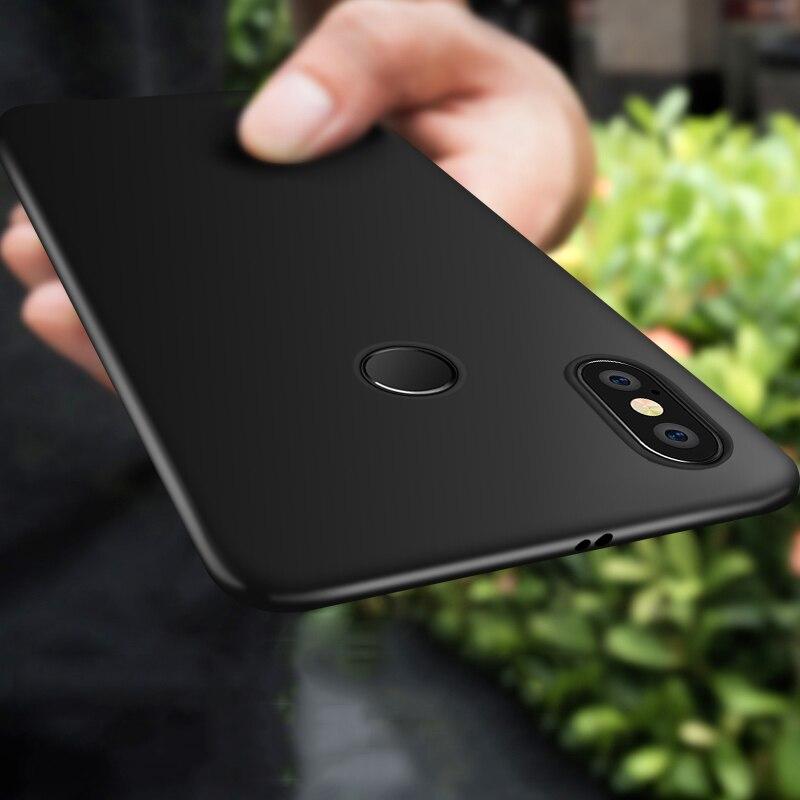 Ultra Slim Matte Phone Case For Xiaomi Note 5 Pro 4 4X 5A Prime 6 S2 Y2 Soft TPU Silicon Back Cover For Redmi 5A 6A 5 Plus 6 Pro