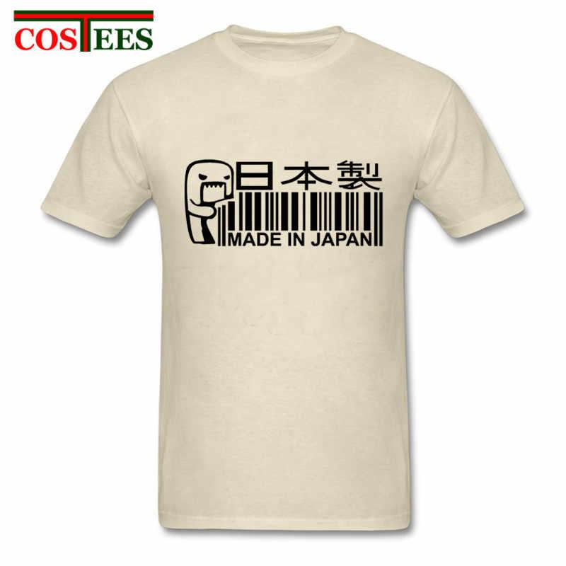 แฟชั่น Made In Japan Barcode พิมพ์ T ชายเสื้อ Harajuku ตลก JMD เสื้อยืดอะนิเมะแบรนด์เสื้อผ้า Hip Hop Tee camisa Masculina