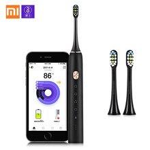 Xiaomi Mi Soocare X3 2PCS SOOCAS Replacement Electric Toothbrush Head For SOOCAS Xiaomi Mijia SOOCARE X3 Brush Head Hot Sale
