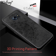 sFor Samsung Galaxy S7 Case Fashion Fabr