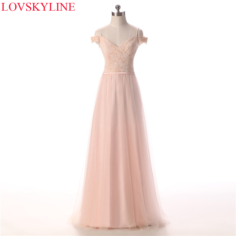 Long   Bridesmaid     Dresses   2018 madrinha Lace cap Sleeves Floor-Length Wedding Party Prom   Dresses