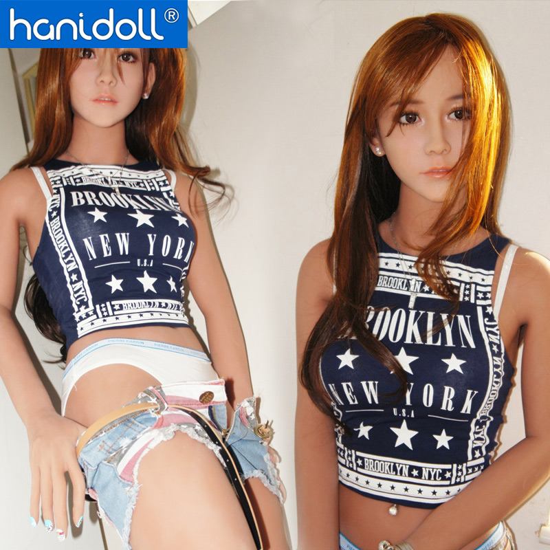 Hanidoll Silicone Real Sex Dolls For Men Adult Toy Realistic Love Doll Mouth Vagina Pussy Ass