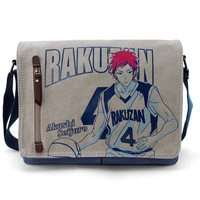 Kuroko No Basuke Kuroko S Basketball Canvas Anime Bag High Quality Durable Cartoon Bag AB105