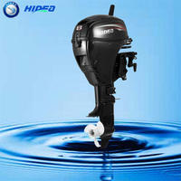 cheap Outboard Engine Short Shaft 4 Stroke 8HP Outboard Motors For Sale