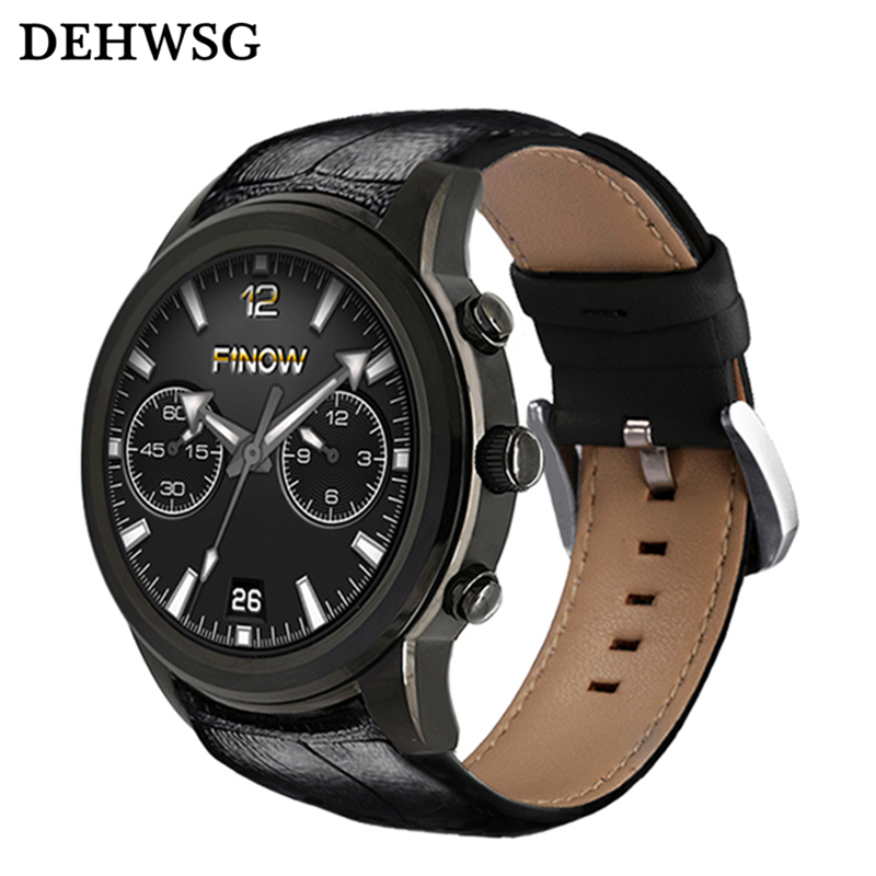 New Smart Watch phone Android 5.1 OS 2GB + 16GB WIFI 3G GPS Heart Rate Monitor Bluetooth MTK6580 Quad Core SmartWatch PK KW88 I1 2017 new finow x5 air smart watch android 5 1 2gb 16gb wifi 3g gps heart rate monitor bluetooth 4 0 smartwatches pk lem5 watch