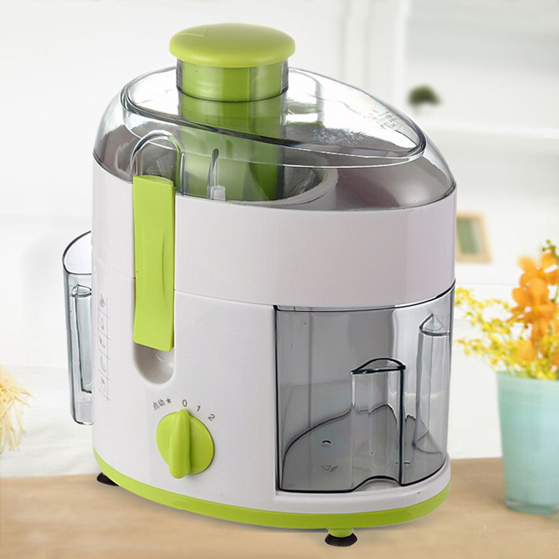 VOSOCO Juicer Electric juice machine Fruit vegetable juice squeezing 250W Large aperture multi function Citrus Juice Extractor