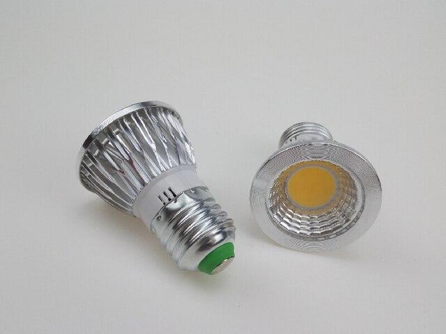Led lampe glas watt lumen gu warmweiß cob leuchtmittel