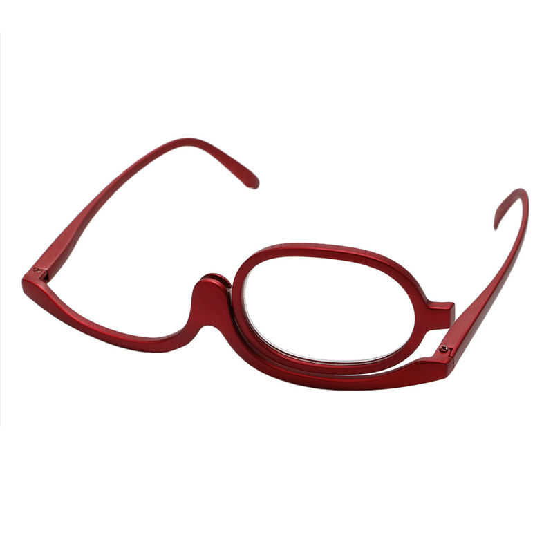 f893b26a0e4 Mayitr 1pc Women Folding Eye Make Up Reading Glass 3 Colors Magnifying  Makeup Reading Glasses PC