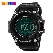 SKMEI Hommes Smart Watch Podomètre Calories Compteur De Mode Numérique montre Chronographe LED Affichage Montre Sports de Plein Air Montres