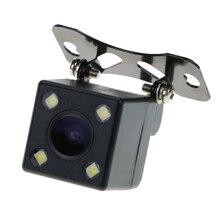 Новая 4LED ночного видения Автомобильная камера заднего вида водостойкая резервная парковочная камера 170 градусов широкоугольный HD изображение