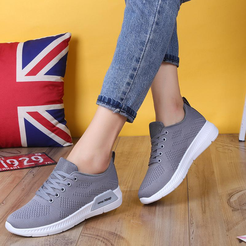 2019 Spring Fashion Pink White Platform Sneakers Women Casual Shoes  Breathable Ladies Sneakers Shoes Basket Femme Tenis Feminino -  aliexpress.com - imall. ... 179bfe9dc148