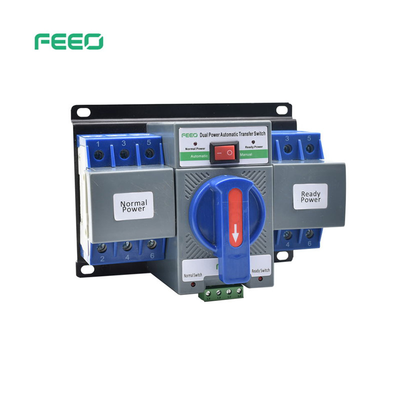 FEEO 3P Manual Automatic Transfer Switch for generator