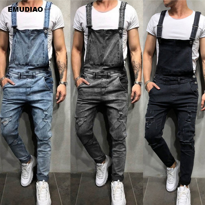 Jeans overall 11