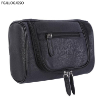Makeup Bag High Quality PU Cosmetic Bag Men And Women Travel Organizer Designer Professional Make Up