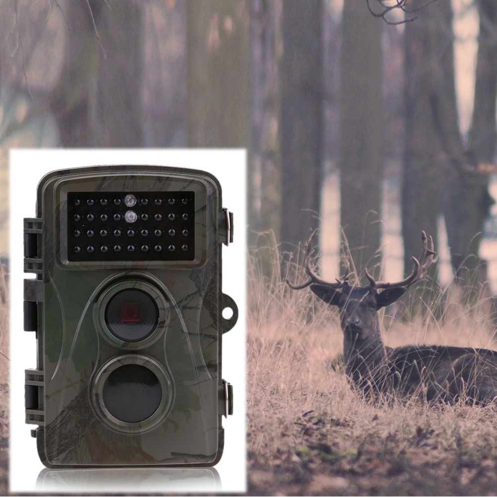 HC-9 1080PHunting Trail Digital Camera Scouting Wildlife Infrared 12MP Hunting Cameras 2.0 inch colorful LCD Video Record ISP free shipping wildlife hunting camera infrared video trail 12mp camera