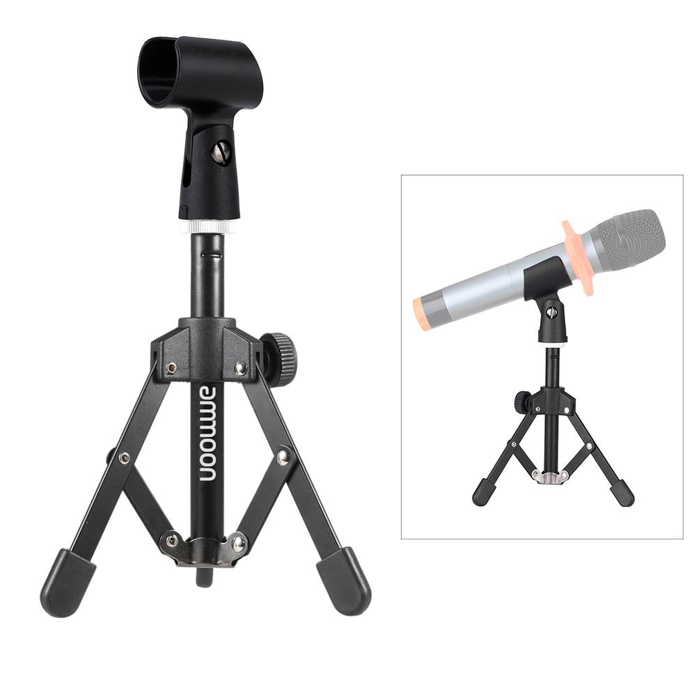 Aliexpress Com Buy Ammoon Ms 12 Mini Desktop Microphone