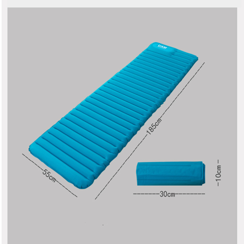 Sleeping Mat Camping Pad Mattress For Outdoor Camping Hiking Ultralight Inflating Travel/Camping Mat рубашка mili mili mp002xb005z6