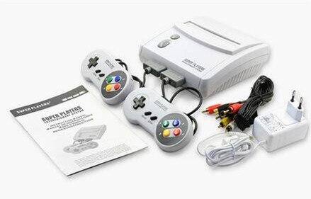 Le plus récent snes 16 Bits Jeu Console version NTSC et PAL version