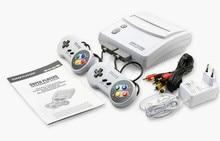 Den nyeste version af 16 bit Game Console NTSC version og PAL version