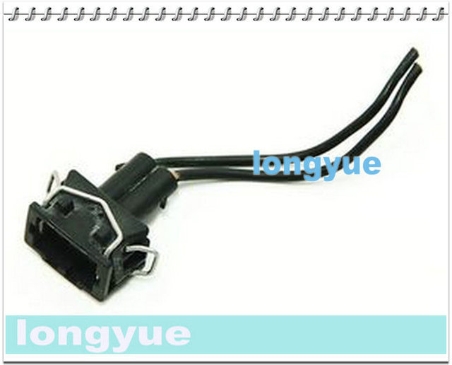 Longyue 10kit 2pin ac compressor connector wiring harness plug for 2008 f250 compressor wire harness longyue 10kit 2pin ac compressor connector wiring harness plug for 1999 5 vw jetta golf gti mk4
