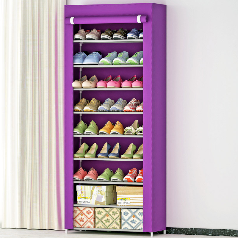 Minimalist livingroom decoration non-woven storage shoe organizer furniture multi-function shoe cabinet closet 9storey shoe rackMinimalist livingroom decoration non-woven storage shoe organizer furniture multi-function shoe cabinet closet 9storey shoe rack