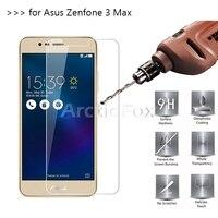 2.5D 0.26 millimetri 9H Premium Vetro Temperato Per Asus Zenfone 3 Max ZC520TL Protezione Dello Schermo Temperato pellicola protettiva