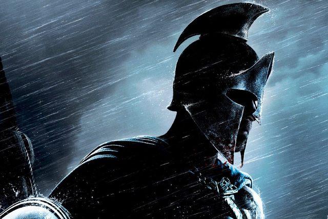 Tienda Online DIY marco guerra lluvia hombres de sangre espadas ...