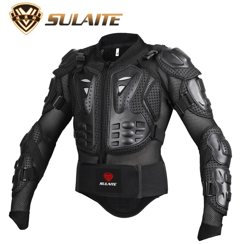 2018 Heißer Verkauf Radfahren Mountainbike Motorrad Körper Rüstung Jacke Motocross Full Body Protector Zurück Taille Racing Schutz Getriebe Jacken
