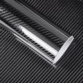 Ультраглянцевая виниловая пленка 5D из углеродного волокна, Супер Глянцевая текстура, размер 50 см * 150 см/200 см/300 см