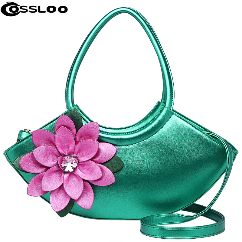 Women Handbag luxury flower Tote Bag bucket shoulder bags bolsas famous brands flower ladies Messenger Bags National style joyir fashion genuine leather women handbag luxury famous brands shoulder bag tote bag ladies bolsas femininas sac a main 2017