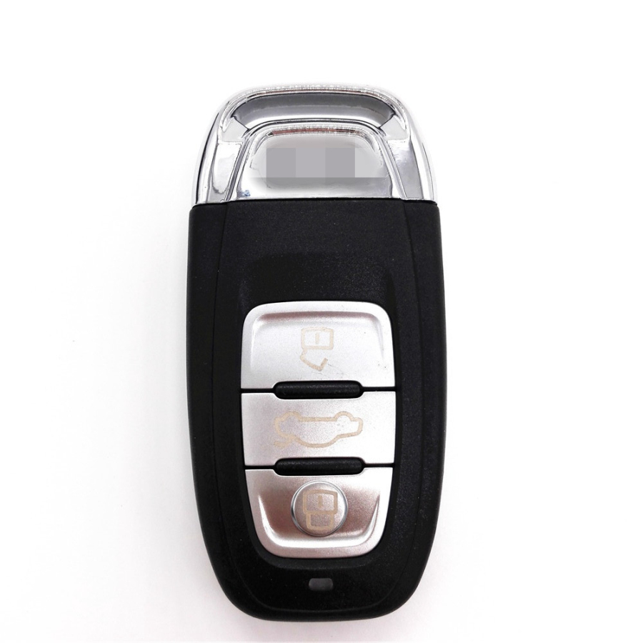 3Buttons 868Mhz 8T0 959 754 C Keyless Entry Smart Remote Key Fob Case Used for Audi