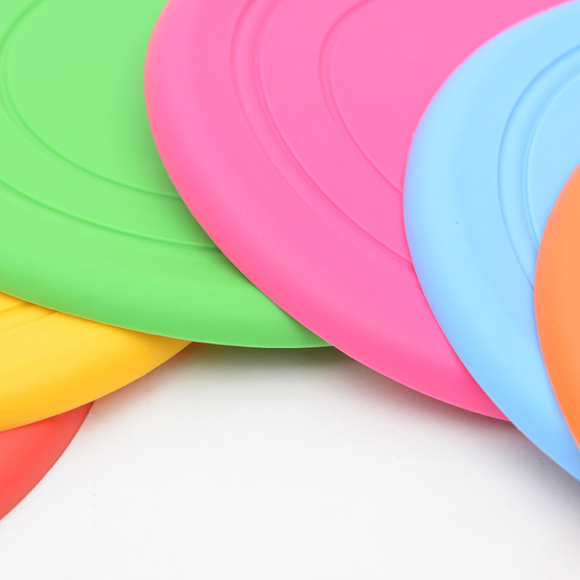 Silicone Flying Saucer 6