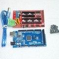 Mega 2560 R3 Mega2560 REV3 + 1 pcs kit Reprap MendelPrusa RAMPS 1.4 Controlador para arduino 3D