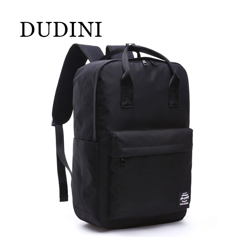 DUDINI Women Bag Canvas British Wind Computer Shoulder Bag Leisure Travel Bag New Fashion Trend Backpacks  8 Kind Of Styles кухонный гарнитур столлайн стл 051 19 chesterfield oak