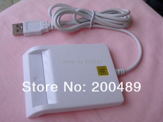 SCR-N99 USB Leitor de Cartão Inteligente PC/SC EMV ISO7816 USB-CCID o chip apoio EMV2000 Nível 1 Certificação