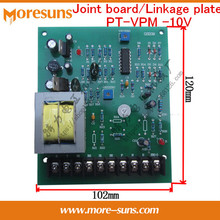 Fast Free Ship Joint board / Linkage plate PT-VPM-10V Extruding machine / pay-off stand cable synchronous circuit board