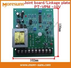 Szybko uwalnia statek płyta łączona na/powiązania płyta PT-VPM-10V linie do wytłaczania/pay-off stojak kabel synchroniczne płytka drukowana