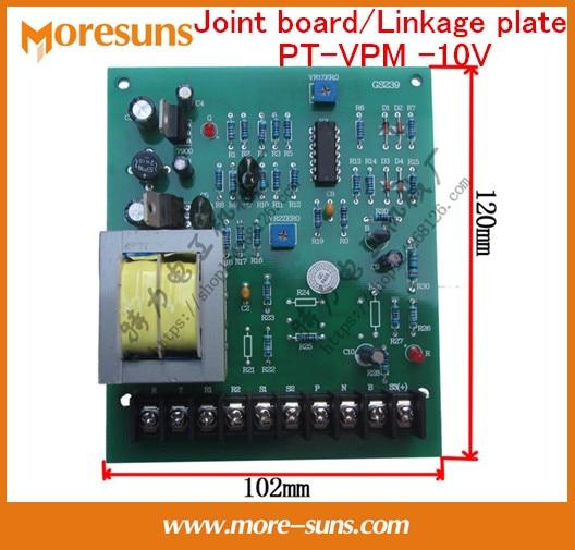 Board e placa de Ligação Placa de Circuito Fast Ship Livre Conjunta Máquina Expulsando Pt vpm 10v e pay off Stand Cabo Síncronos
