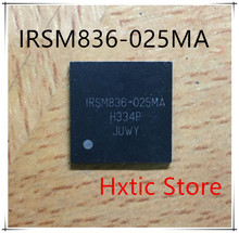 NEW 5pcs lot IRSM836 025MA IRSM836 025MA QFN IC