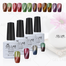 GEL LAB Temperature Changing + Cat's Eye Gel Nail Polish Choose 1 From 30 Colors
