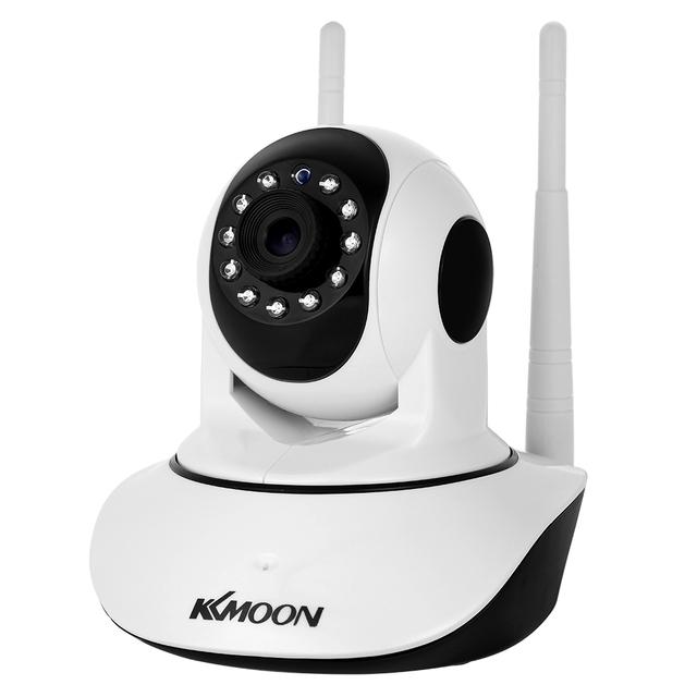 KKmoon IP Camera 720P/1080P HD Wireless Wifi Camera Network Surveillance Camera Night Version Two-way Audio P2P Home CCTV Camera