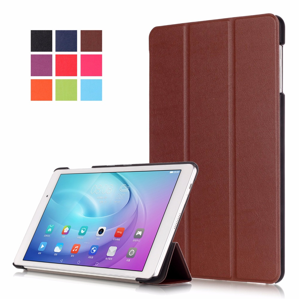 KST PU Leather Cover For Huawei MediaPad T2 10.0 Pro Case Tablet Magnetic Smart Case for Huawei Mediapad T2 10.0 Pro Cover