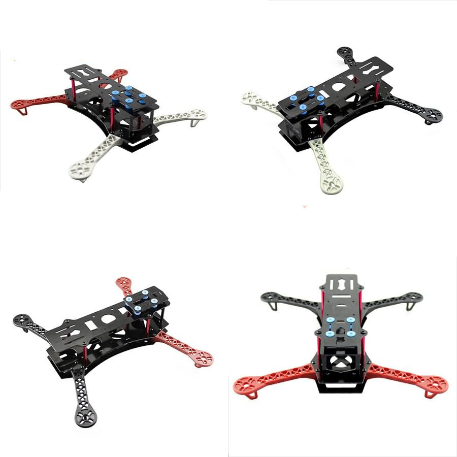 Fpv F250 250mm Frame Kit With Red Black White Arm For Rc Wiring Harness Quadcopter In Parts Accessories From Toys Hobbies On Alibaba Group