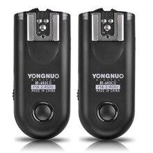Yongnuo rf-603 ii disparador de flash para nikon d5300 d7100 d5200 d3100 D750 D610 D800 D3200 D80 D90 D7000 D7200 D33 nikon sb910 flash